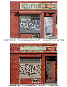 Commercial Archeology Sculptures - Brooklyn Sandwich Shop - Randy Hage by Randy Hage