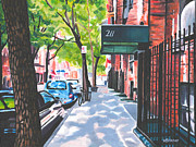 Wendy Butcher Art - Brooklyn by Wendy Butcher