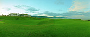 Europe Photo Originals - Brora Links Hotel by Jan Faul