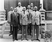 Segregation Prints - Brotherhood Of Sleeping Car Porters Print by Everett