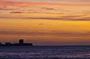 Dundee Photos - Broughty Ferry Castle by Derek Whitton