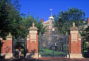 Schools Metal Prints - Brown University Metal Print by John Greim