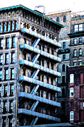 Brownstone Art - Brownstone by Bill Cannon