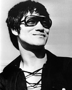 Bruce Lee Photos - Bruce Lee, C. 1970 by Everett