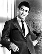 Bruce Lee Photos - Bruce Lee, Portrait, C. Mid-late 1960s by Everett