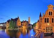 Travel Images Worldwide - Bruges Belgium
