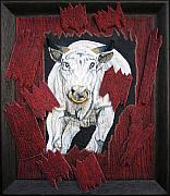 Featured Reliefs Originals - Brute Strength by Gerald Sabatini