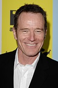 Ifc Prints - Bryan Cranston At Arrivals For The Ifc Print by Everett