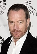 Paleyfest William S. Paley Television Festival Framed Prints - Bryan Cranston In Attendance Framed Print by Everett