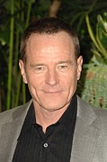 Four Seasons Hotel Framed Prints - Bryan Cranston In Attendance For 2010 Framed Print by Everett