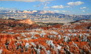 Bryce Canyon Sinking Ship Print by Pierre Leclerc Photography