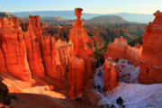 Bryce Canyon's Thor's Hammer Print by Pierre Leclerc Photography