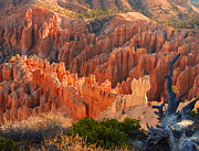 Bryce Canyon National Park Posters - Bryce Point Morning - Bryce Canyon Poster by Stephen  Vecchiotti