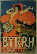 Belle Epoque Originals - Bryrrh Original Vintage French Poster by Grun Jules Alexandre