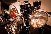 Bsa Photos - BSA DBD34GS Goldstar Clubman by David Patterson