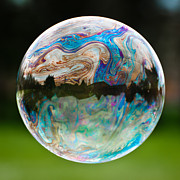 Bubble Print by Brian Bonham