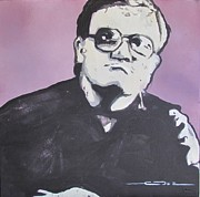 Bubbles Drawings Prints - Bubbles - Mike Smith - Trailer Park Boy Print by Eric Dee