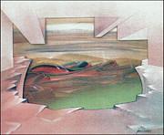 Glenn Bautista - Bubblescape 1980 B