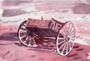 Wagon Originals - Buckboard by Donald Maier