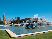 Richard Christensen - Buckingham Fountain 1