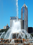Richard Christensen - Buckingham Fountain 2