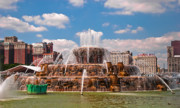 Liviu Leahu - Buckingham Fountain...