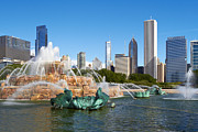 Slava Shamanoff - Buckingham Fountain