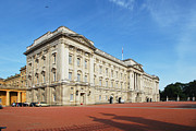 Buckingham Palace Photos - Buckingham Palace - Through The Gates 2.0 by Yhun Suarez