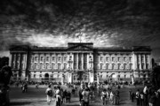 Apocalypse Photo Framed Prints - Buckingham Palace Framed Print by Yhun Suarez