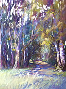 Bush Pastels - Buckland Trail by Pamela Pretty