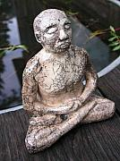 Spiritual Ceramics - Buddha by Brad Wilson