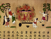Buddha Print by Granger