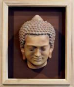 Handcrafted Reliefs - Buddha by Jose Manuel Solares