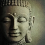 Buddhism Photos - Buddha by Photo - Lyn Randle