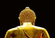 Buddha Print by Pitsanu Kraichana