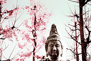 Male Likeness Prints - Buddha Statue Print by Elmar Bajora Photography