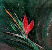 Autumn Holiday Mixed Media - Budding by Anil Nene