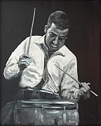 Drums Paintings - Buddy by Pete Maier