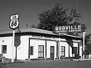 Route 66 Photos - Budville Trading Co. by Eric Foltz