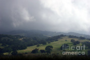 Central Coast Photos - Buellton hill by Balanced Art