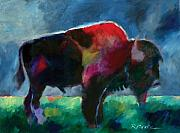 Bison Originals - Buff by Ron Patterson