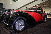 European Car Photos - Bugatti Red by Wingsdomain Art and Photography