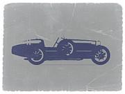 Bugatti Type 35 Print by Irina  March