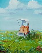 Gene Gregory - Buggy in Spring.