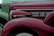 Red Photographs Originals - Buick Century by Jim Harris