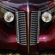 Buick Grill Photos - Buick by Dennis Hedberg