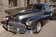 Photomanipulation Photo Prints - Buick Fastback Print by Bill Dutting