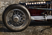 Firestone Posters - Buick Shafer 8 Poster by Peter Chilelli