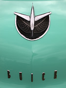 Collector Hood Ornament Posters - Buick Super Poster by Thomas Young