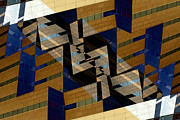 Building Deconnexion Print by R Kyllo